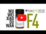 Videos de medicina chinesa WU WEI XIAO DU WAN